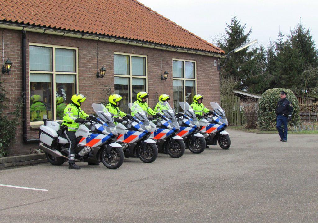 politie patrouille