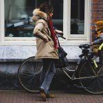 Wanneer mag je fietsen met je baby